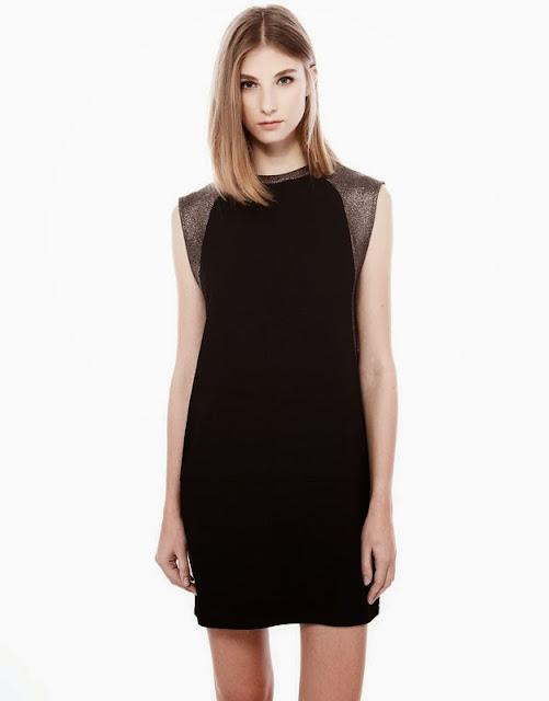 paletli kısa gece elbisesi siyah renk
