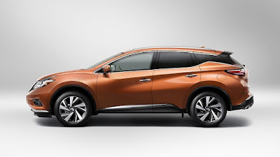 2017 Nissan Murano Specs and Review