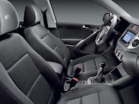 Volkswagen Tiguan intérieur