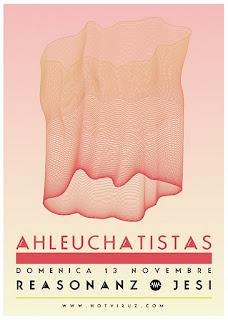 AHLEUCHATISTAS (Usa) live
