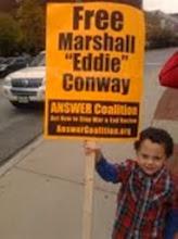 "Marshall ""Eddie"" Conway está livre!"