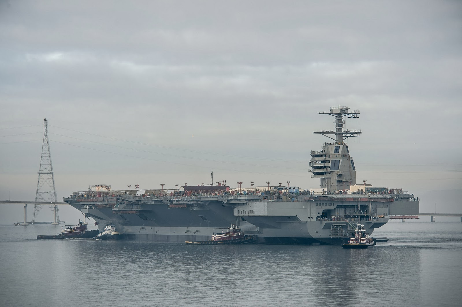 century aircraft carrier gerald r ford cvn 78 takes first voyage. Cars Review. Best American Auto & Cars Review