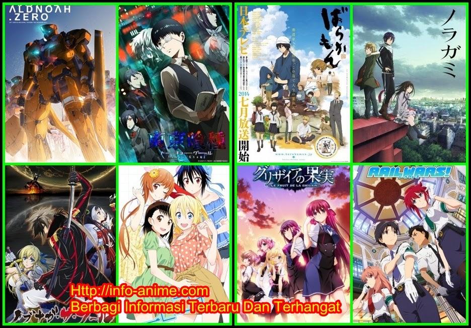 [ Info-Anime ] Daftar-Daftar Anime Yang Pantas Direkomendasikan Kepada Teman