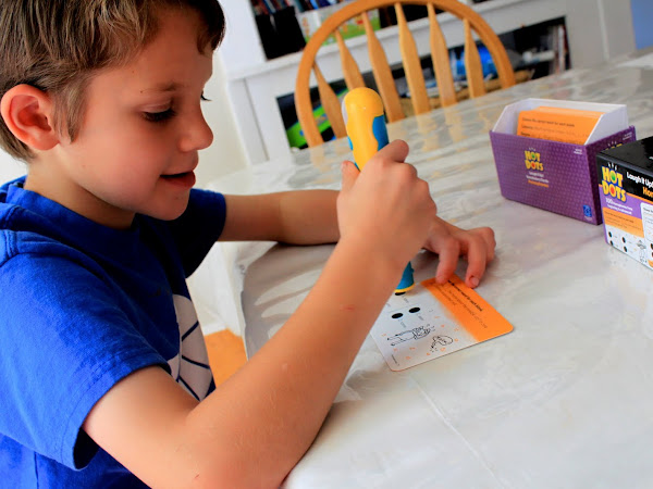Hot Dots Laugh It Up! Vocabulary Cards {Review}