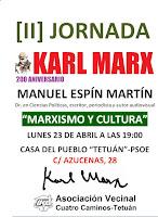 """Manuel Espín Martin: """"Marxismo y Cultura"""""""