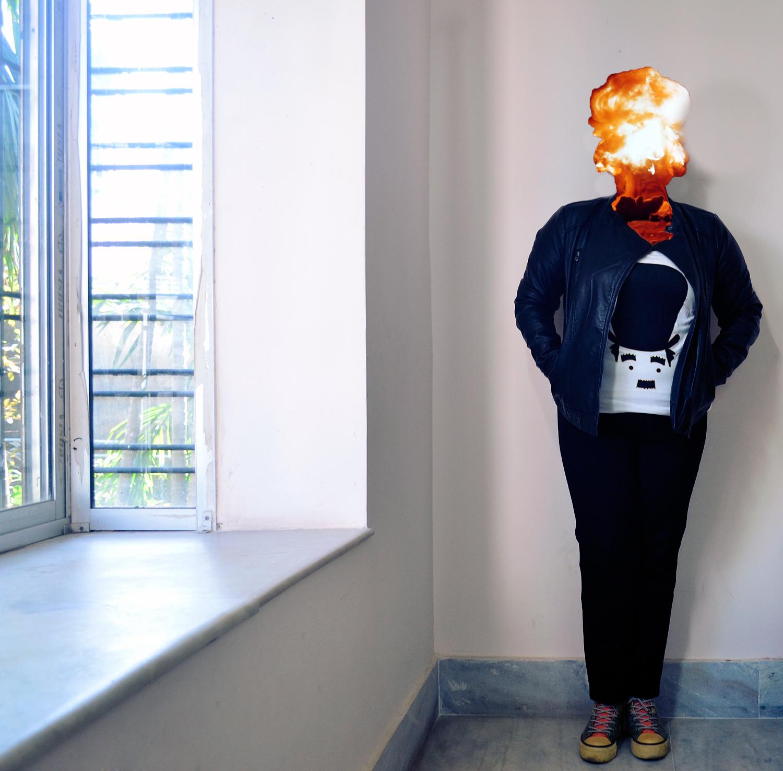nuclear head explosion