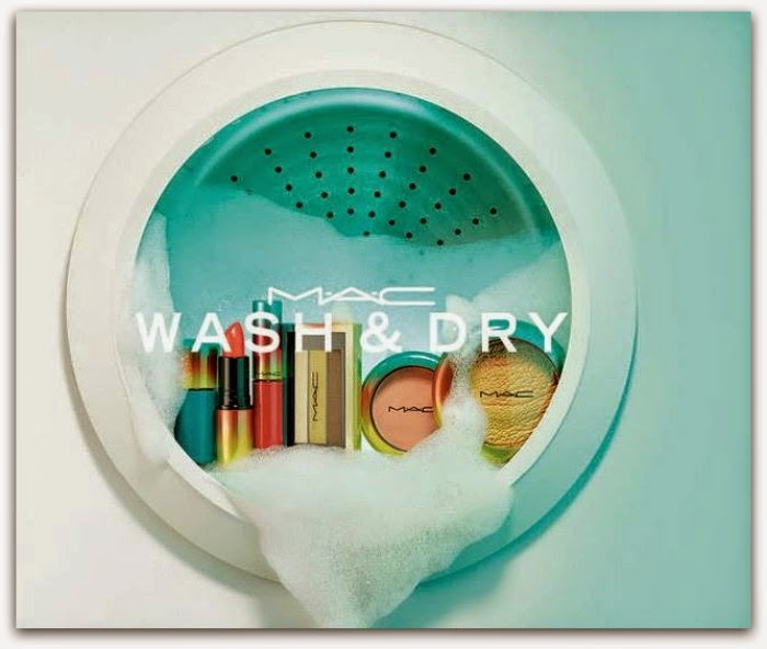MAC Wash & Dry Makeup Collection