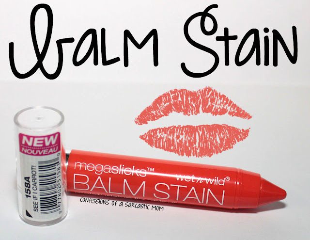 Wet n Wild Balm Stain See If I Carrot
