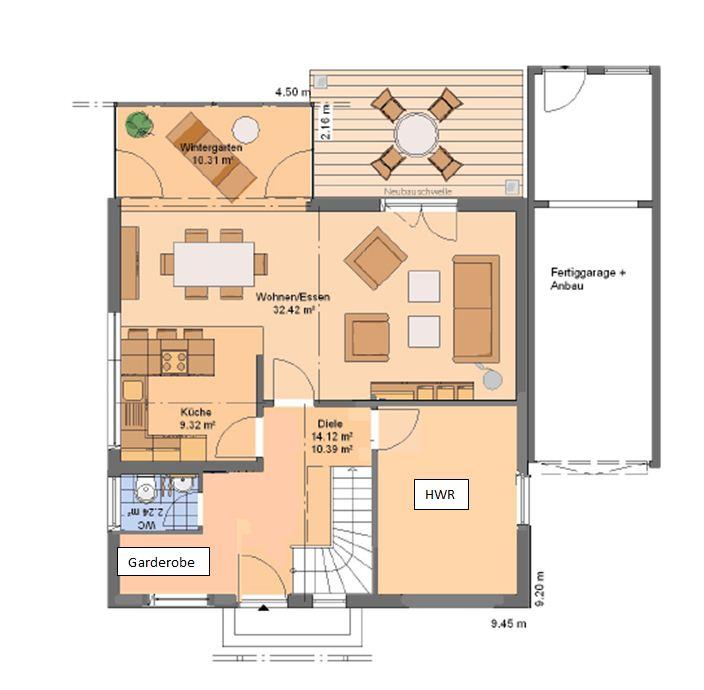 Fingerhaus vio grundriss  Wir bauen unser Traumhaus: Vielleicht doch ein VIO 211?