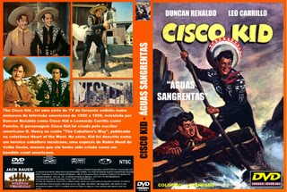 CISCO KID - ÁGUAS SANGRENTAS
