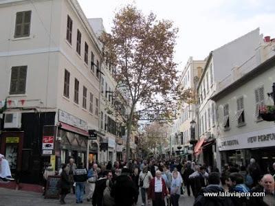Compras Main Street Gibraltar