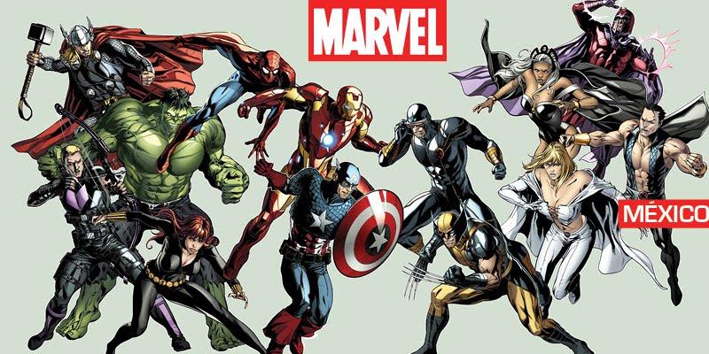 El blog oficial de Marvel Comics México