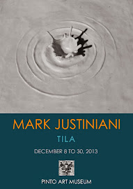 Tila by Mark Justiniani at the Pinto Gallery, Antipolo, Rizal