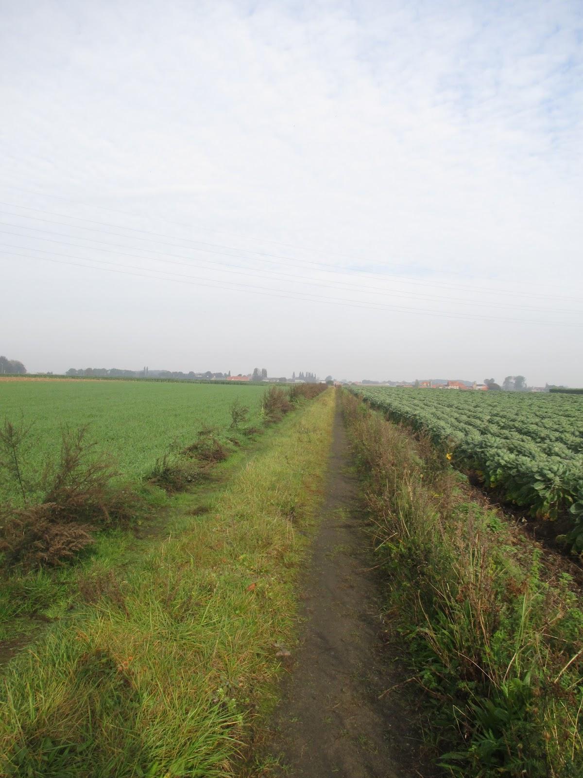 spoorlijn Boezinge-Ieper