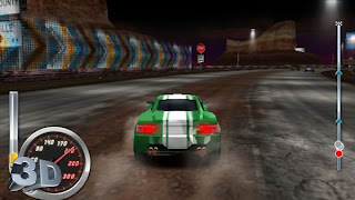 Turbo Racing Game