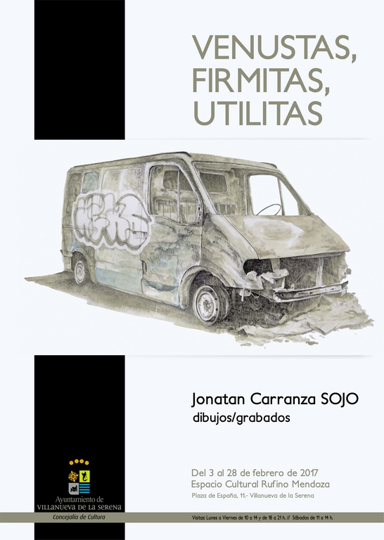 """Exposición """"Venustas, firmitas, utilitas"""""""