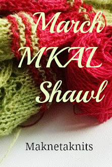 March MKAL Shawl