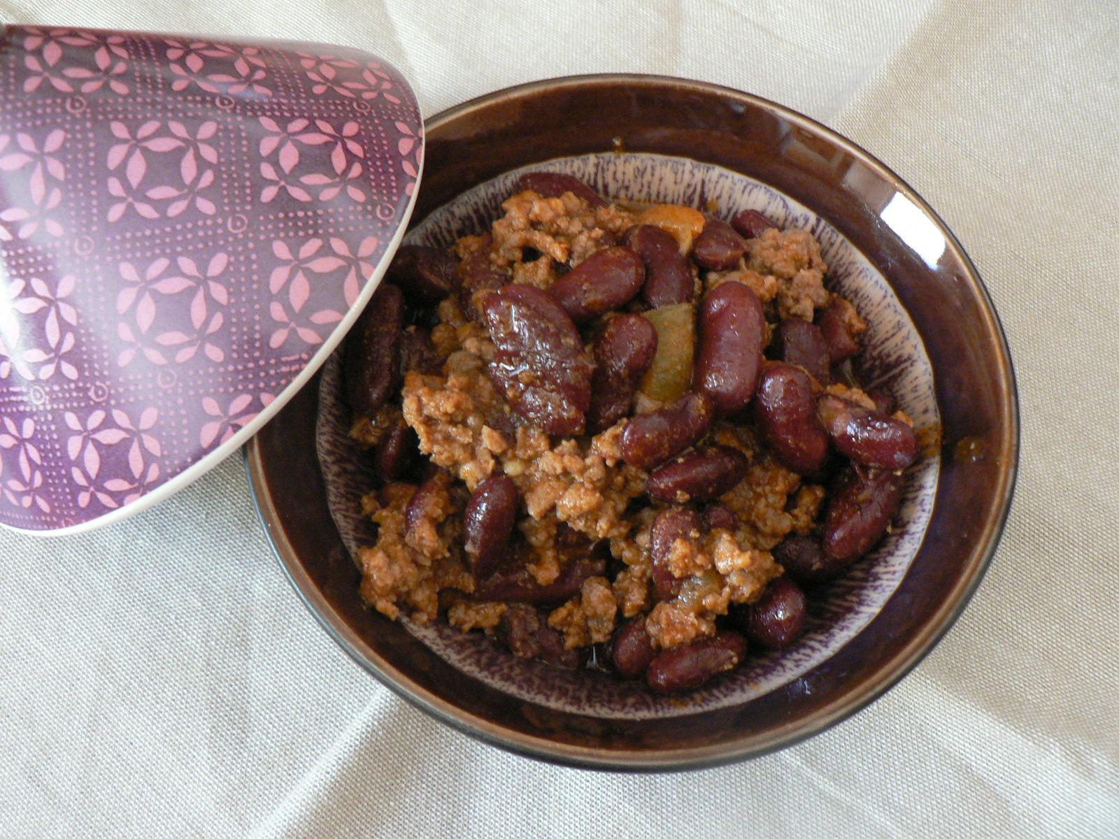 Chili con carne facile et rapide blogs de cuisine - Marmiton chili con carne ...