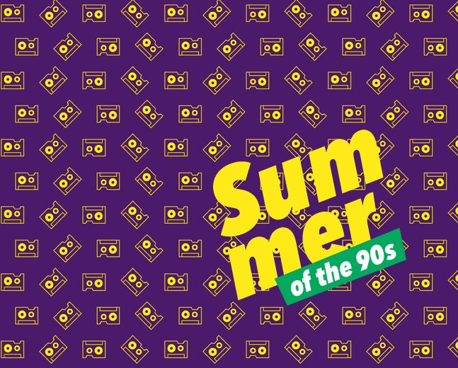 Summer of the 90s