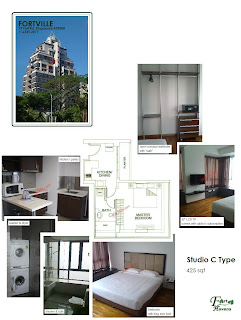 Fortville Apartments Fortville Singapore Cheap Singapore Hotels Cheap Singapore condo apartments accommodations affordable stay in Singapore