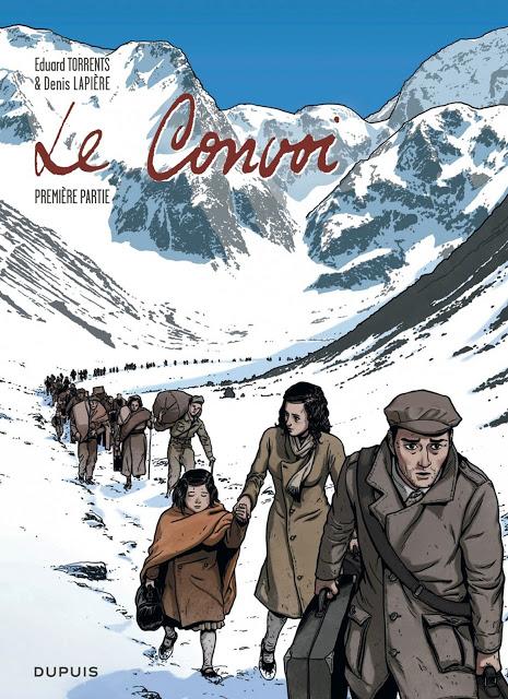 Le convoi - Denis Lapière et Eduard Torrents 01 -02
