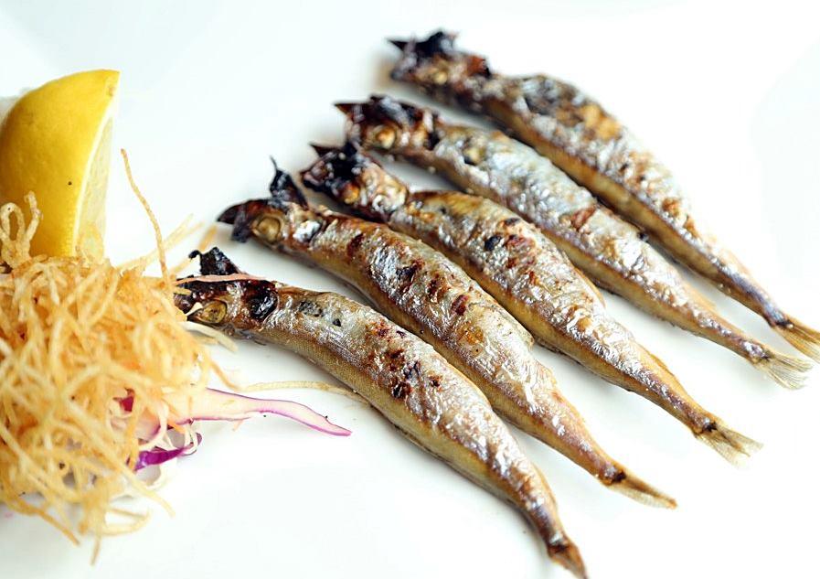 Shishamo Smelt Fish Kessaku Japanese Restaurant