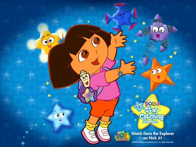 life style dora the explorer wallpapers