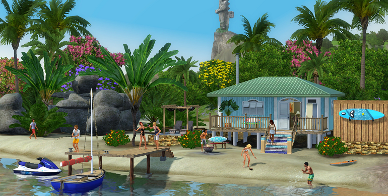 download sims 3 highly compressed