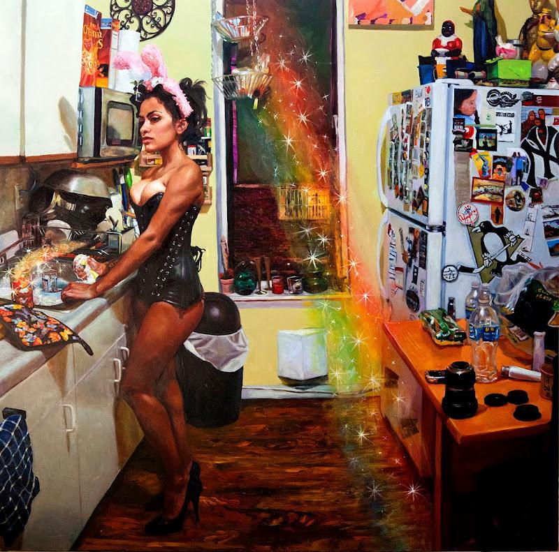 Brooklyn Rainbow by Natalia Fabia