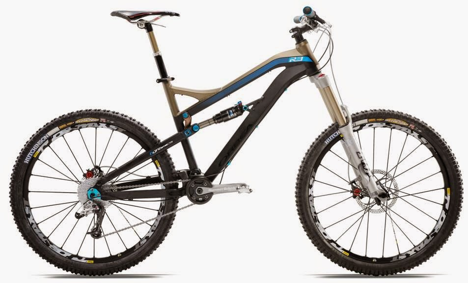jenis sepeda gunung MTB All Mountain