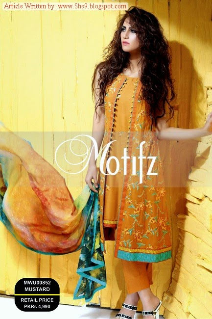 Motifz latest winter Suits