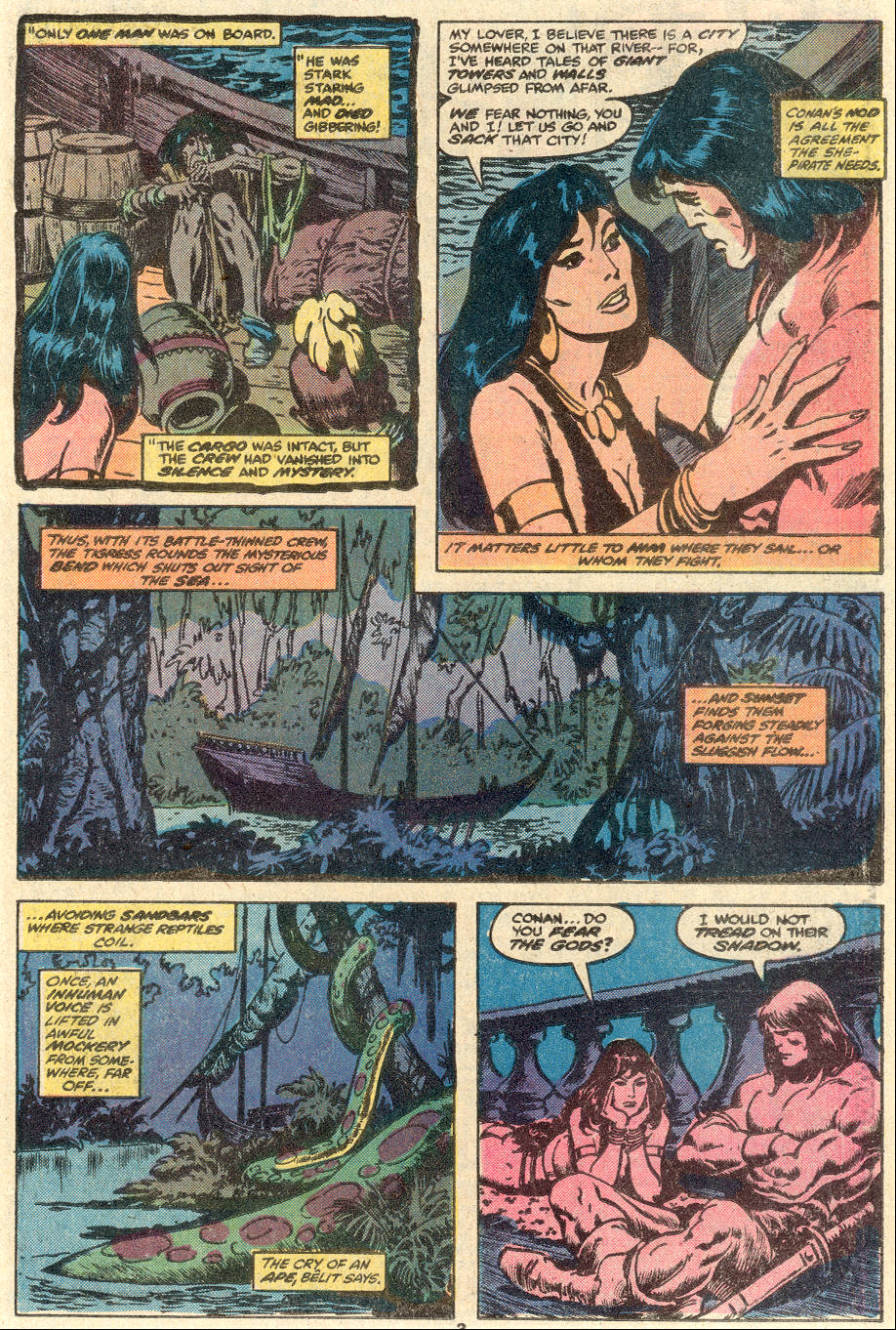 Conan the Barbarian (1970) Issue #100 #112 - English 4