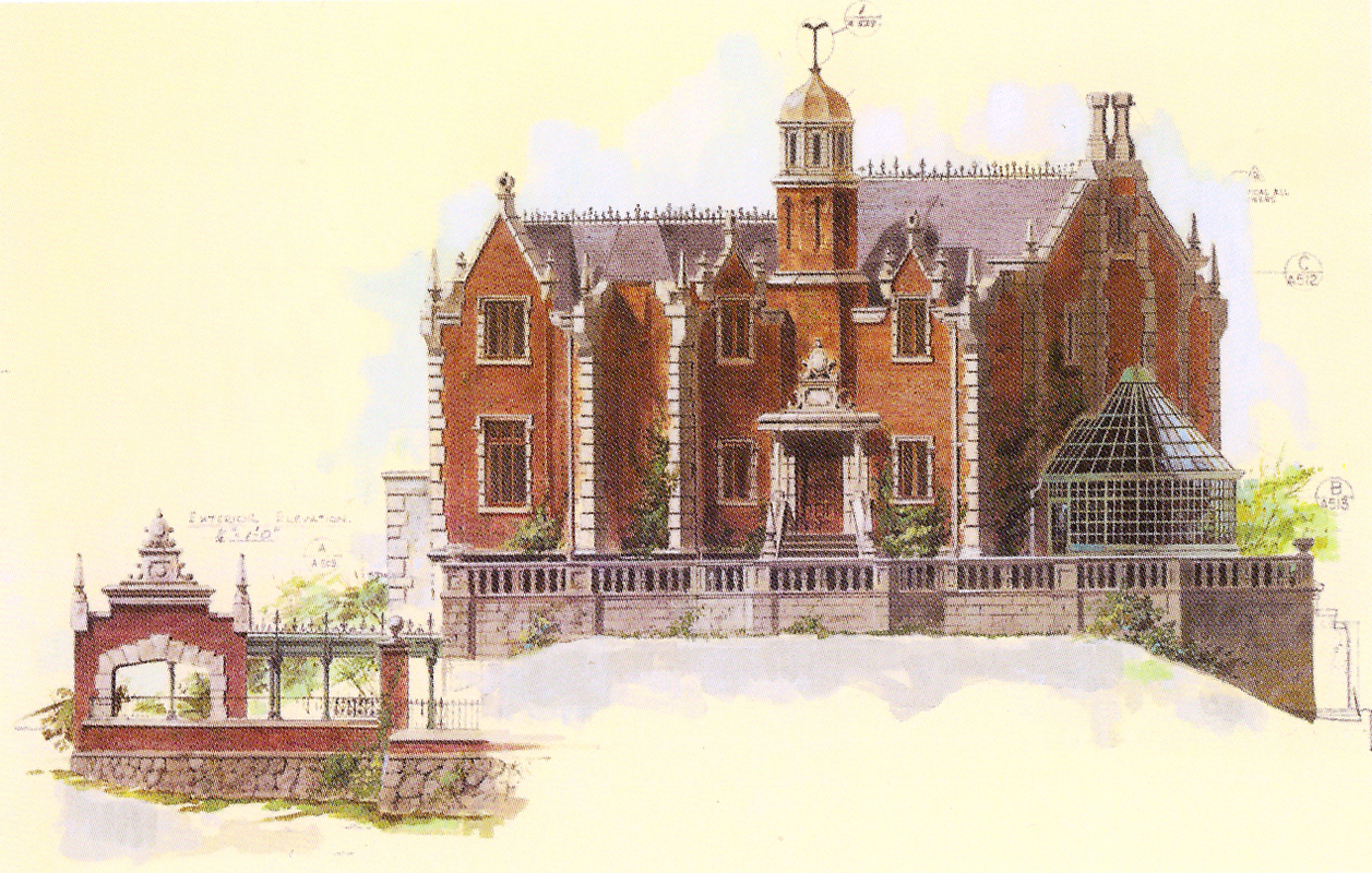 Magic Kingdom Haunted Mansion Inside on florida mansion house plans