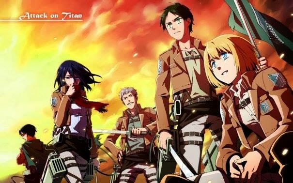 Free Download Anime Titans – Shingeki no Kyojin Full Episode 1 sampai Episode 25 [TAMAT]