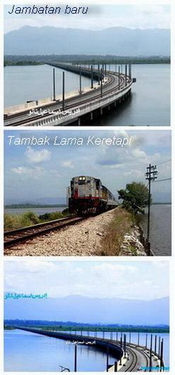 JAMBATAN KERETAPI  DOUBLE TRACK