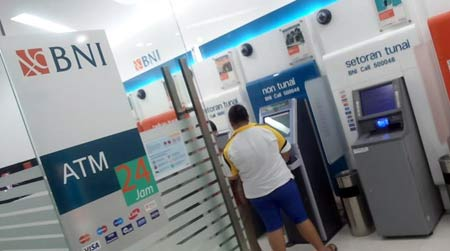 Cara Transfer Saldo via ATM BNI