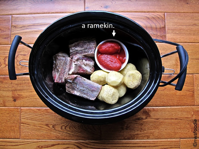 nwafoodie slow cooker crock pot layering layers
