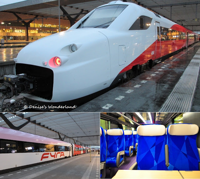 Fyra High-speed train