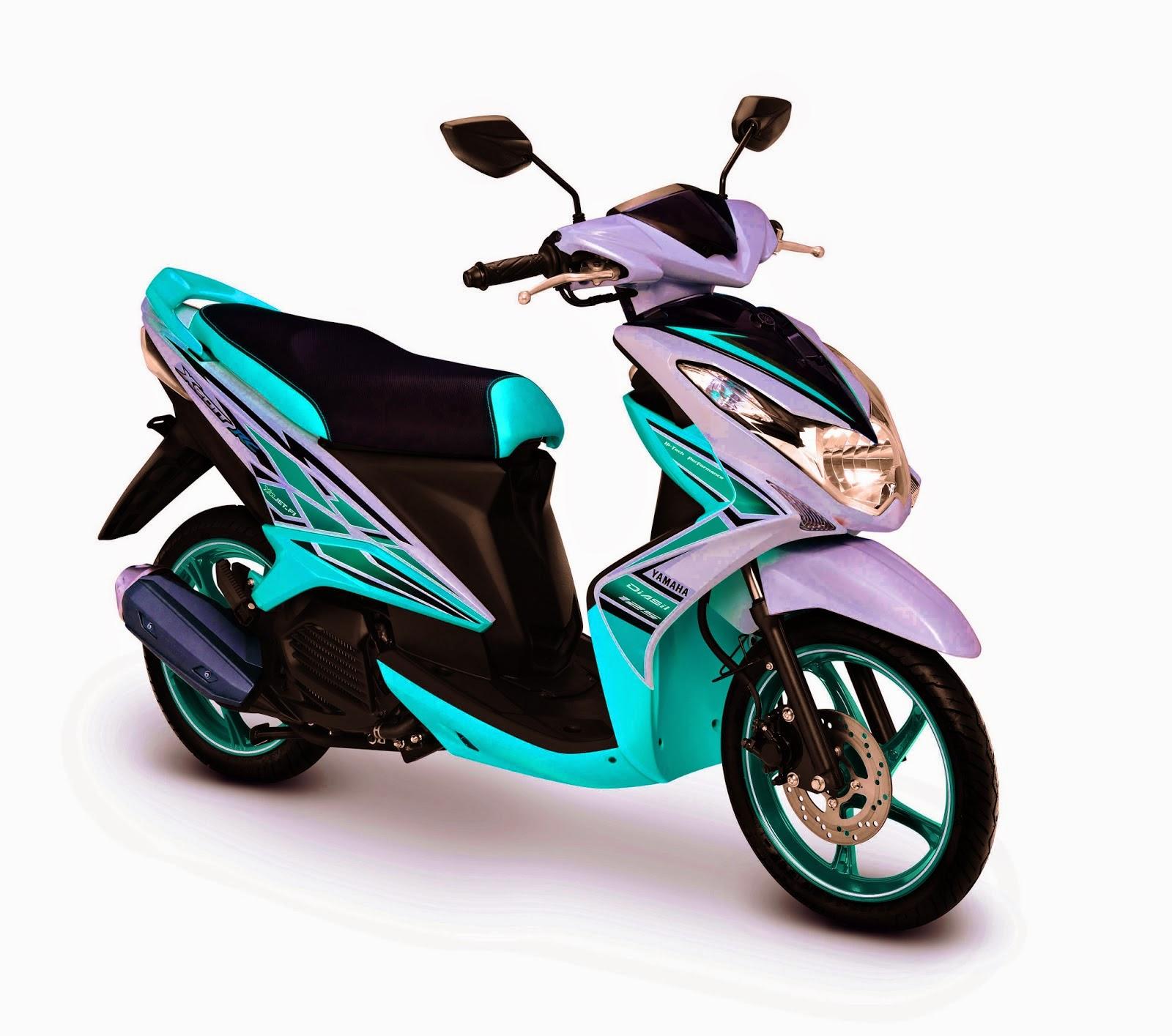 Daftar Harga Motor Yamaha Baru