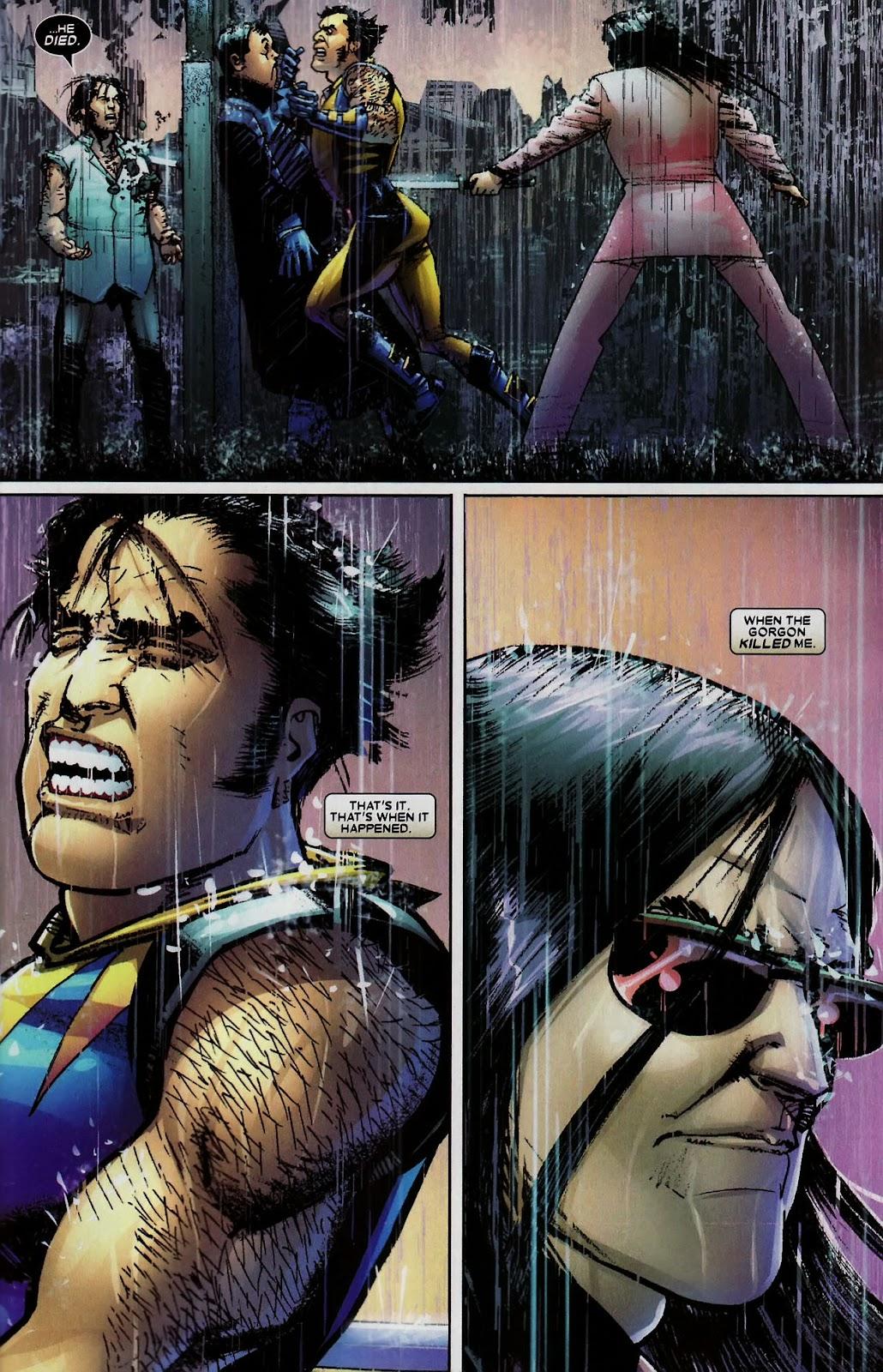 Read online Wolverine (2003) comic -  Issue #59 - 19