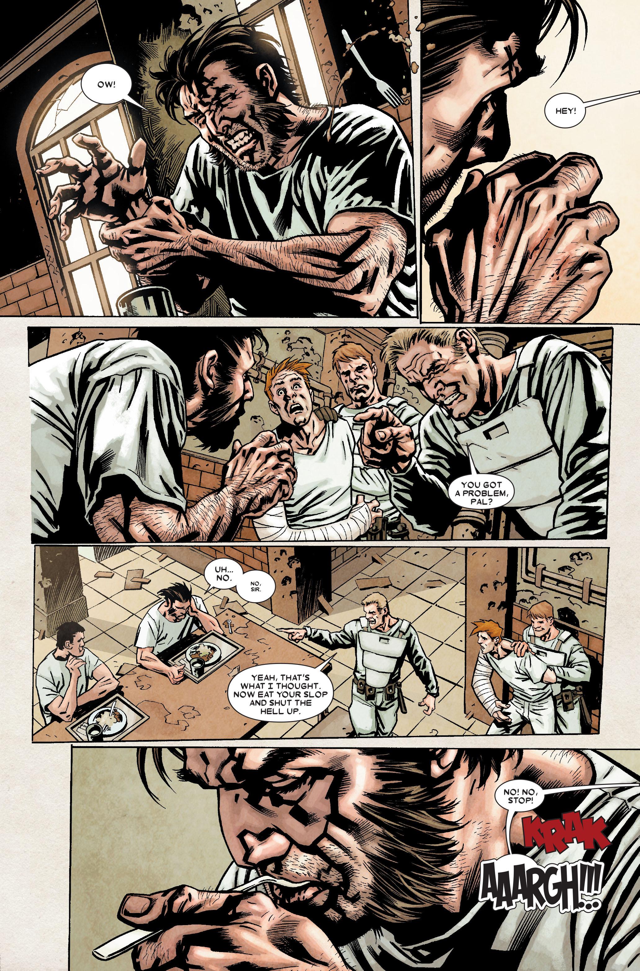 Wolverine: Weapon X #7 #10 - English 18