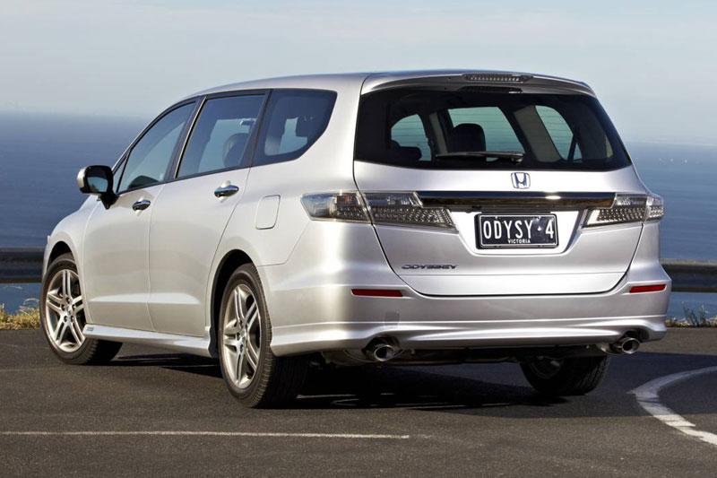 Car Images Honda Odyssey 2013