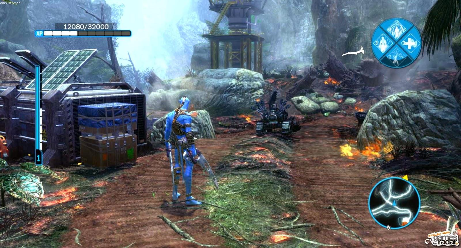 game avatar