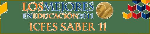Mejores puntajes examen Icfes Saber 11 Colombia 2011