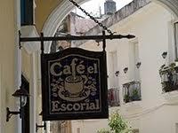 CAFE EL ESCORIAL PLAZA VIEJA HAVANA