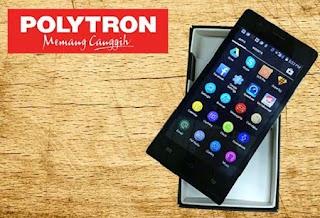 Harga dan Spesifikasi Android Polytron Zap 5