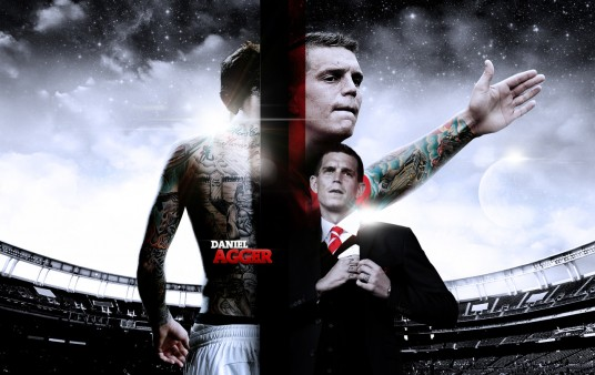 Daniel Agger wallpaper Liverpool