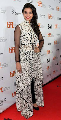 Parineeti Chopra at the Toronto International Film Festival