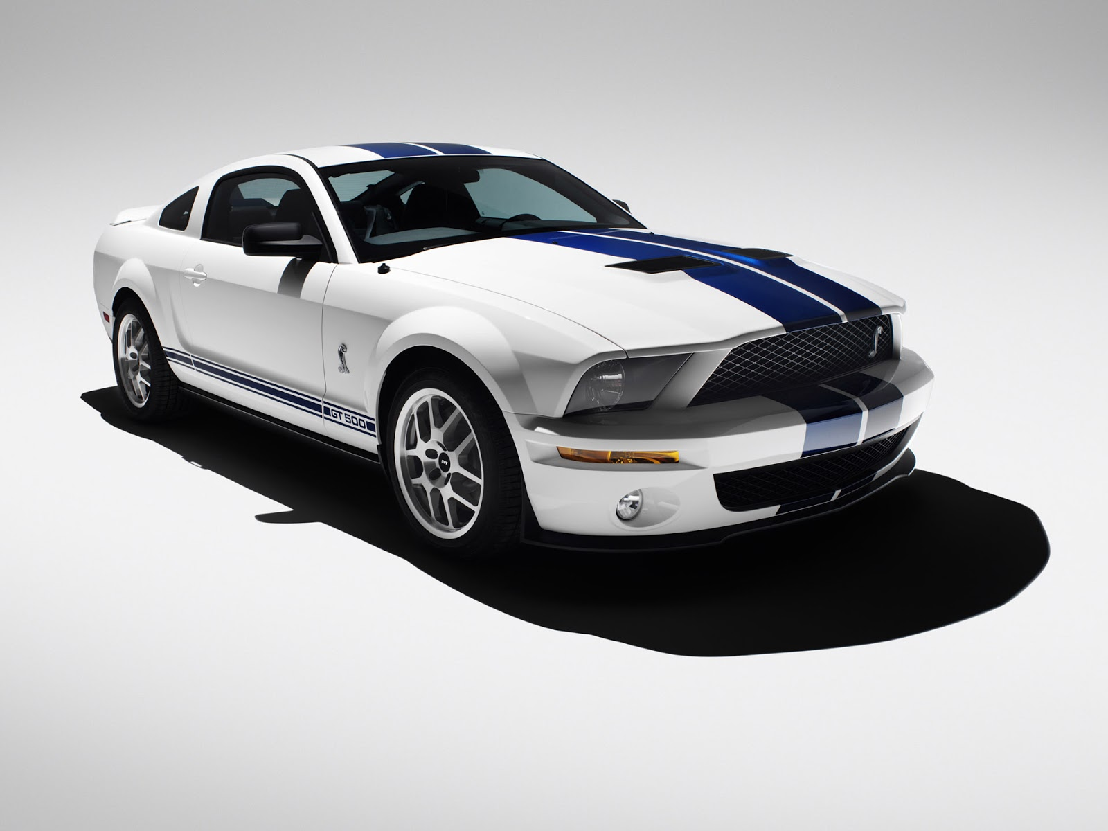 2007 Ford Shelby Cobra Gt 500 Ford Is My World