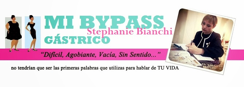 Bariatric Coaching y Mi bypass Gastrico